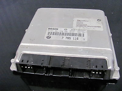 Calculateur ECU BOSCH 0281001830 DDE 7785116 BMW E39 530D 193ch