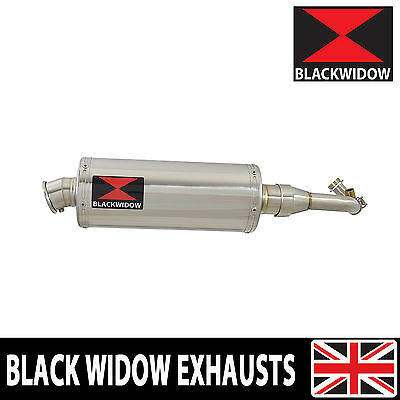 Piaggio Vespa GTS 250 2005 - 2016 Stainless Steel Exhaust System 300SS Silencer