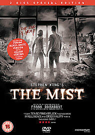 The Mist (DVD, 2008, 2-Disc Set)