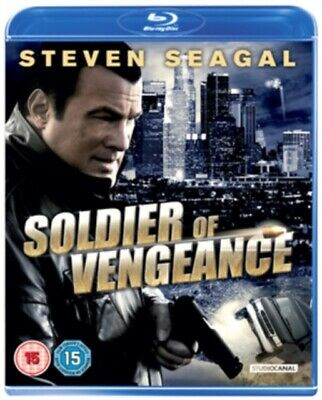 Soldier Of Vengeance DVD Blu-ray * NEW & SEALED * FAST DISPATCH !