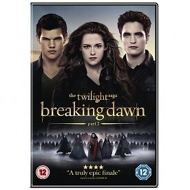 The Twilight Saga - Breaking Dawn - Part 2 (DVD, 2013) * NEW & SEALED *