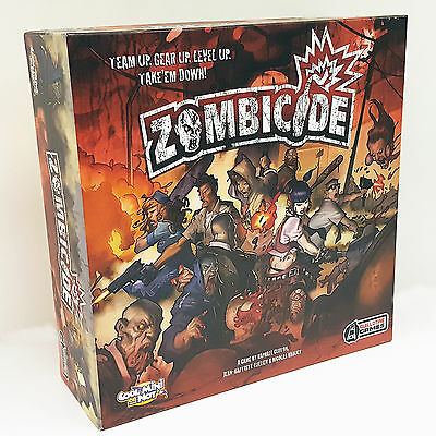 PAINTED LIKE NEW Zombicide Season 1 Original Edition Board Game