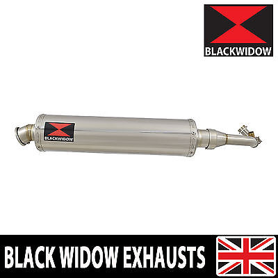 Piaggio Vespa GTS 250 2005 - 2016 Stainless Steel Exhaust System 450SS Silencer
