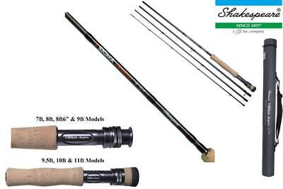 Shakespeare Sigma Supra Fly Rod*10 Models*Trout Salmon Pike Fly Rod**New 2017**