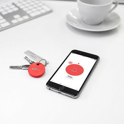 NEW Chipolo Bluetooth Item Finder - Plus by Silo