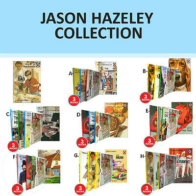 Jason Hazeley Hangover,Meeting How it Works Collection Gift Wrapped New Set