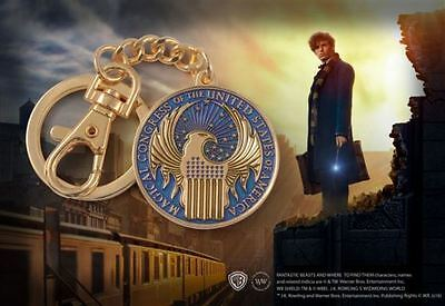 Fantastic Beasts & Where to Find Them - MACUSA Keyring Keychain