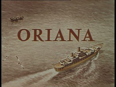 ORIANA 1959 DVD,Orient Steam Navigation Company,building the ship and launching