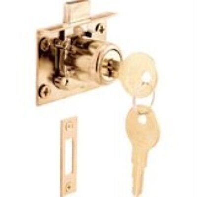 Prime-Line Products U 10666 Drawer and Cabinet Lock, Mortise