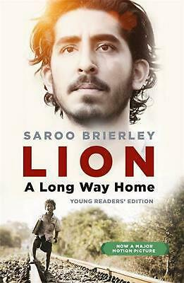 Lion by Saroo Brierley Paperback Book