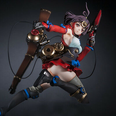 Hdge Technical Statue No. 17 Kabaneri of the Iron Fortress Mumei Figure Preorder