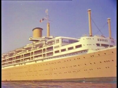 "SS ORONSAY 1959 ""The Way of a Ship"" DVD, Orient Steam Navigation Company"