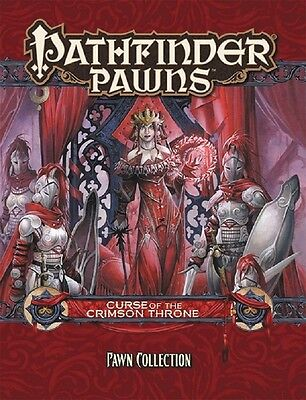 Pathfinder Pawns - Curse of the Crimson Throne (Pawn Collection) (New)