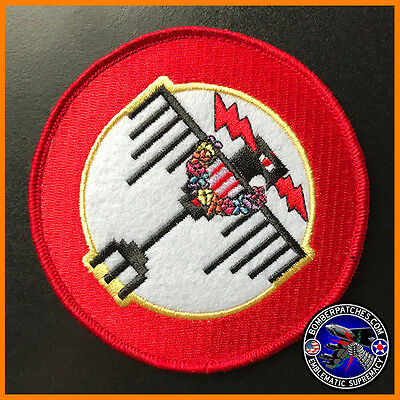 34th Expeditionary Bomb Squadron 2016 Deployment Morale Patch, B-1 Lancer, USAF