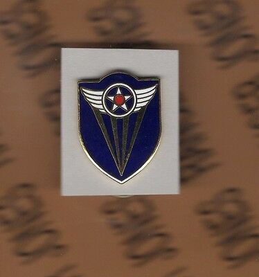 USAF 4th Air Force patch type crest DUI insignia badge CB NHM