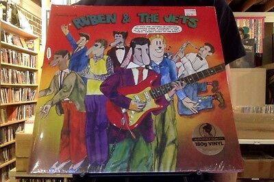 Frank Zappa Mothers of Invention Cruising with Ruben & The Jets LP new 180 vinyl