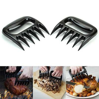 4/2/1 Pack Meat Shredder Bear Claws Pulled Pork Puller BBQ Fork Barbecue Tool