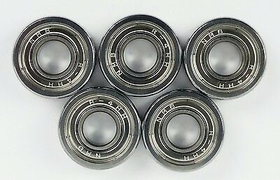 """50 (fifty) pack of NMB R-4HH R-4HHMTR 1/4"""" ID / 5/8"""" OD SPHERICAL BEARING"""