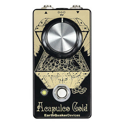 Earthquaker Devices Acapulco Gold Fuzz/Distortion Authorised Australian Dealer