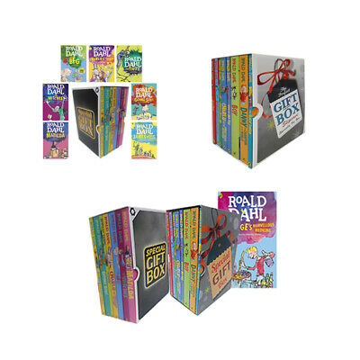 Roald Dahl Collection The Great Mouse Plot World Book Day 2016 Gift Wrapped Set