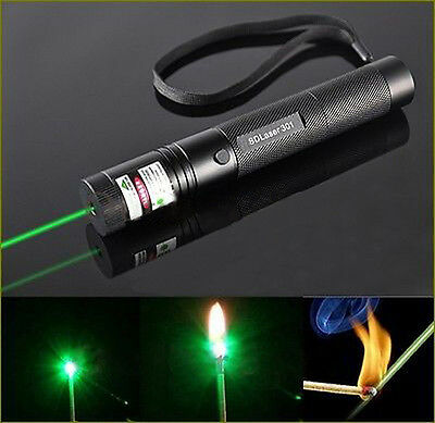 G301  532nm Green Command Fescue Green Laser Pointer Pen Newly Hot