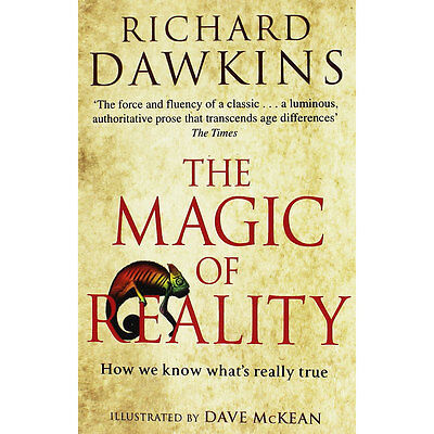 The Magic Of Reality by Richard Dawkins (Paperback), Non Fiction Books, New