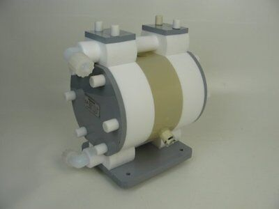 Yamada DP20-F Plastic cased Air Operated Diaphragm Pump
