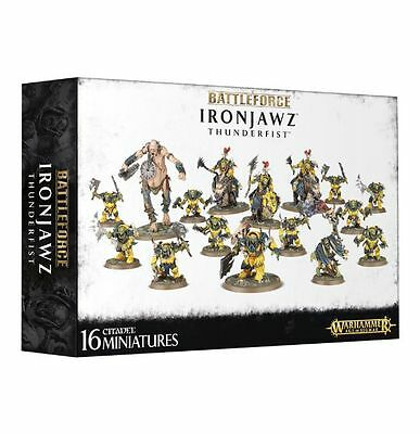 Battleforce : Ironjawz Thunderfist - Games Workshop - In Stock
