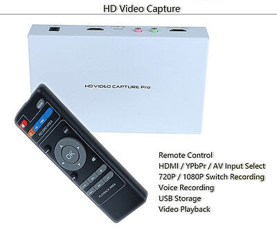 HD 1080P Endoscopy Video Recorder Medical Check Surgery Video Recording