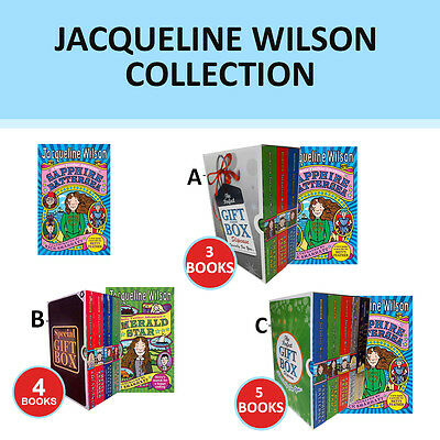 Jacqueline Wilson Collection Hetty Feather Series Sapphire Battersea Gift Wrappe