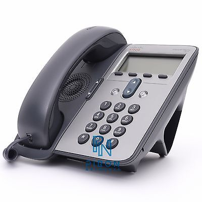 Cisco CP-7911G  Unified IP SIP  Phone  **Grade A** inc Next Day Delivery