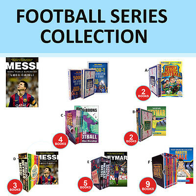 Football Series Collection Frankie's Magic,Childrens Football,Luca Caioli New