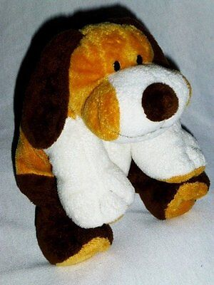 "Ty Dog Pluffies Whiffer Vgc 2002 Brown Chamois 7""h Retired  Nwot"