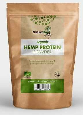 Organic Hemp Protein Powder - Vegan | Vegetarian |  Shake - All SIZES