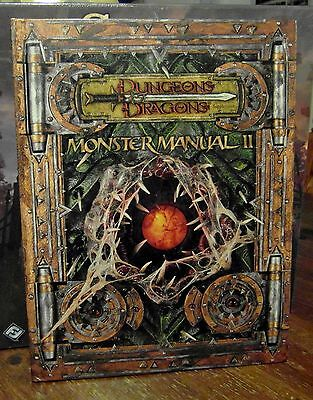 D&D 3.0 Mosnter Manual II (Manuale dei Mostri) Supplemento