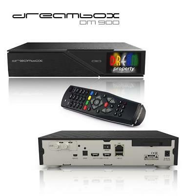 Dreambox DM900 UHD DUAL TWIN TUNER PVR Sat Receiver 4k DVB-S2 Linux E2 Enigma