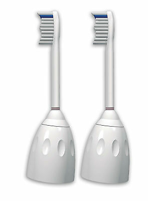 Philips Sonicare e-Series HX7022 Standard Sonic Toothbrush Heads 2-Pack