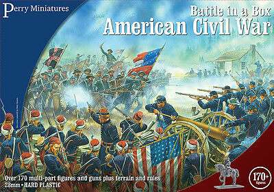 Battle in a Box: American Civil War - Perry Miniatures