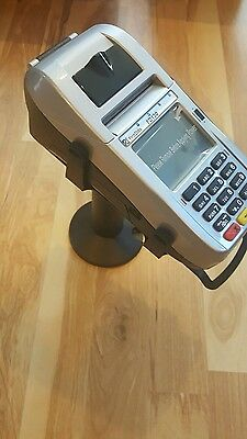 Swivel Stand for The First Data FD130 Credit Card Terminal, Metal