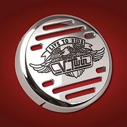 Horn Cover For V-Twin