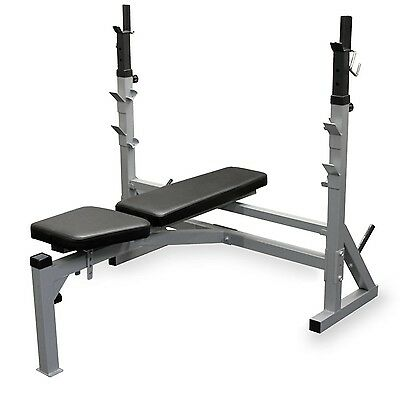 Valor Fitness BF-39 Olympic Adj. Bench Inc. Decline