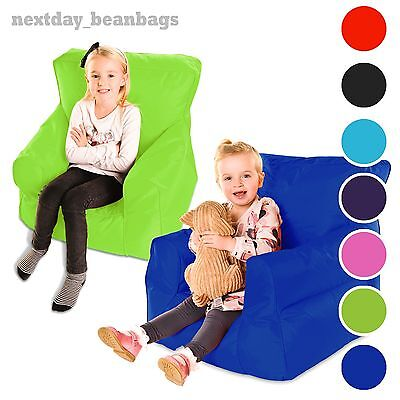Large Bean Bag Childs Chair Childrens  Beanbag  Kids Seat Armchair Waterproof