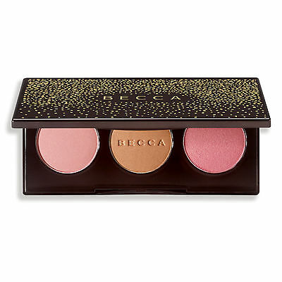 NEW Becca Blushed With Light Palette 13.1g