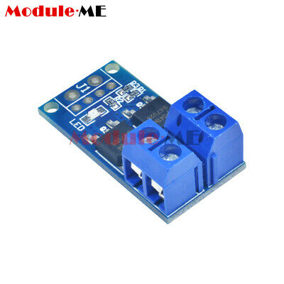 15A 400W MOS FET Trigger Drive Switch Module PWM Regulator Control Panel New MO