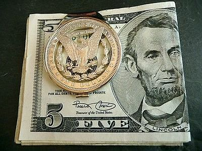 "===  Geldklammer  "" Morgan - Dollar "" Usa  ==="