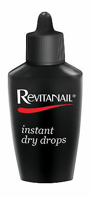 DR. LEWINNS REVITANAIL INSTANT DRY DROPS 19ml - DRIES NAILS IN SECONDS