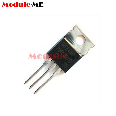 5/10/20/50/100Pcs IRFZ44N IRFZ44 Transistor MOSFET N-Channel 49A 55V UK