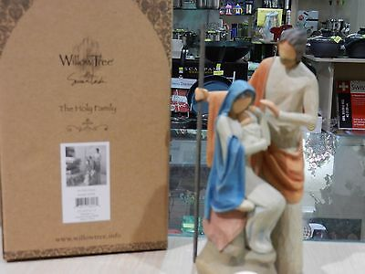 Willow Tree Figurine The holy Family Nativity Demdaco 26290 By Susan Lordi