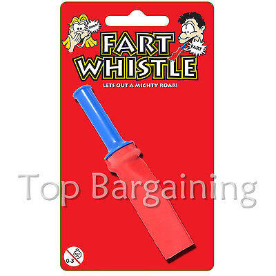 Novelty Toy Fart Whistle Noise Maker Prank Toy Disgusting Sound Toy
