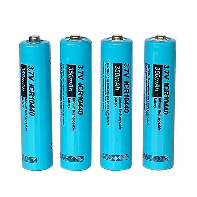 2 x 18650 Rechargeable Li-ion Battery 3.7V 3000mAh For Vape Mod LED Light PKCELL
